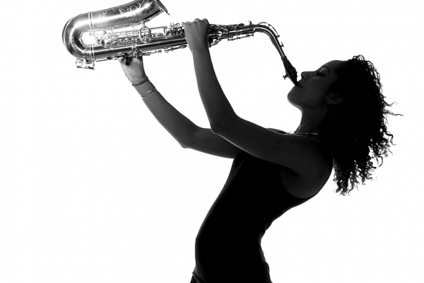 disque music, saxophonist
